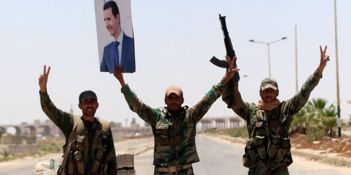 El imparable avance hacia la victoria de Bashar al Asad en la guerra de Siria