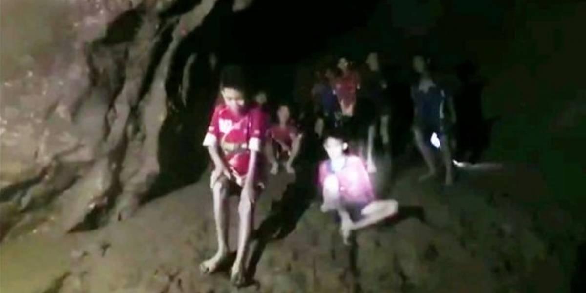 Planean película sobre los niños rescatados en Tailandia, pero ¿cómo le fue a la cinta de los 33 mineros chilenos?