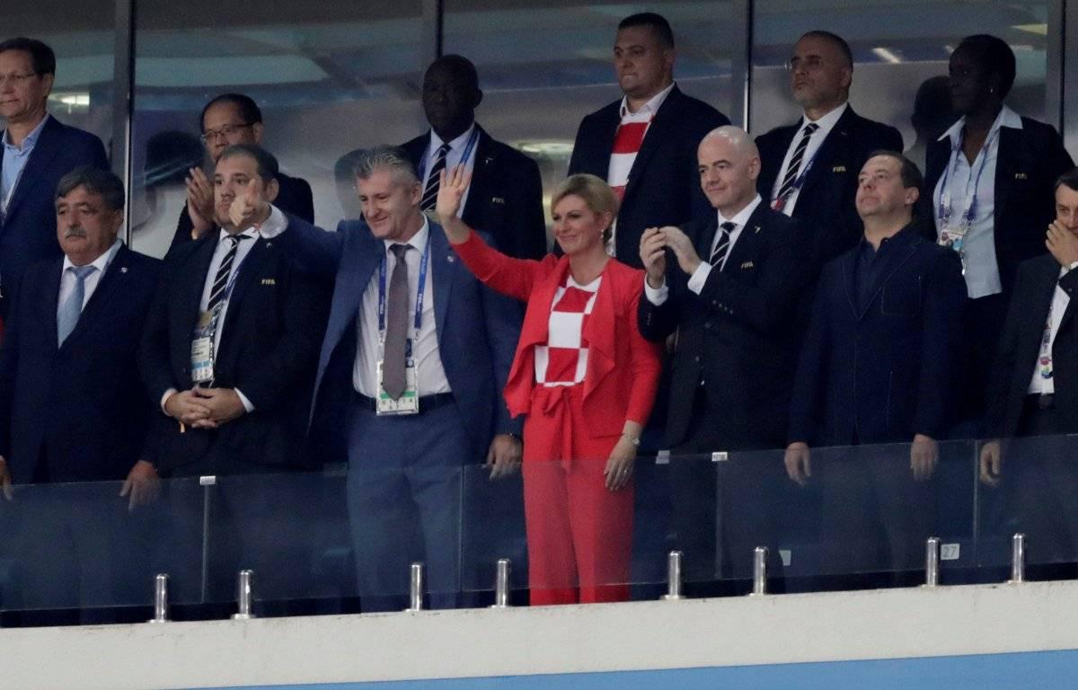 Kolinda presidente Croacia