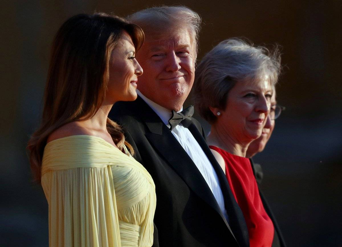 REUTERS / Hannah McKay