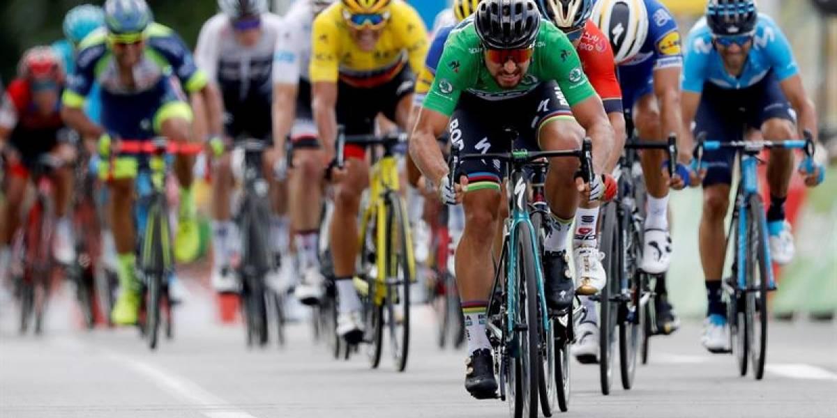 Etapa 6 del Tour de Francia en vivo: el primer final en un alto de clásicas