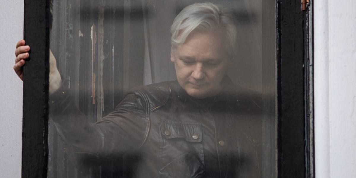 Jueza rechaza el recurso de amparo solicitado por Julian Assange