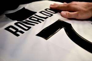 Camiseta Cristiano Ronaldo