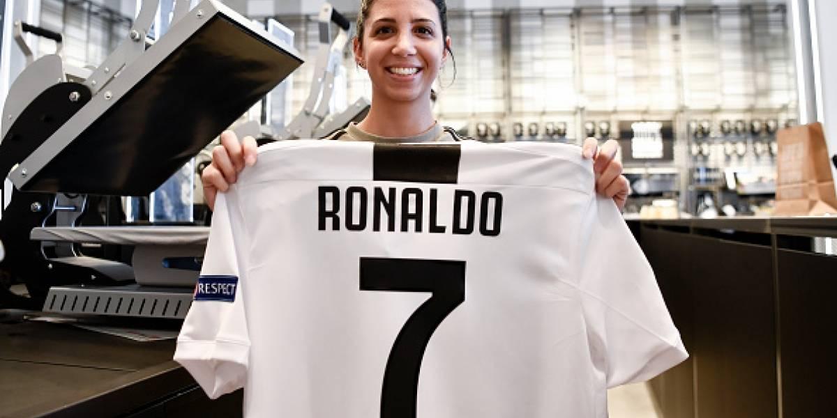 La camiseta de Cristiano Ronaldo recaudó alrededor de 50 millones de euros para la Juventus