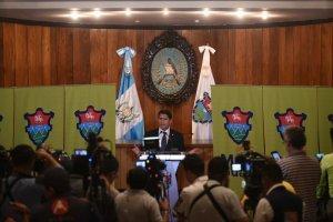 Alcalde capitalino Ricardo Quiñónez