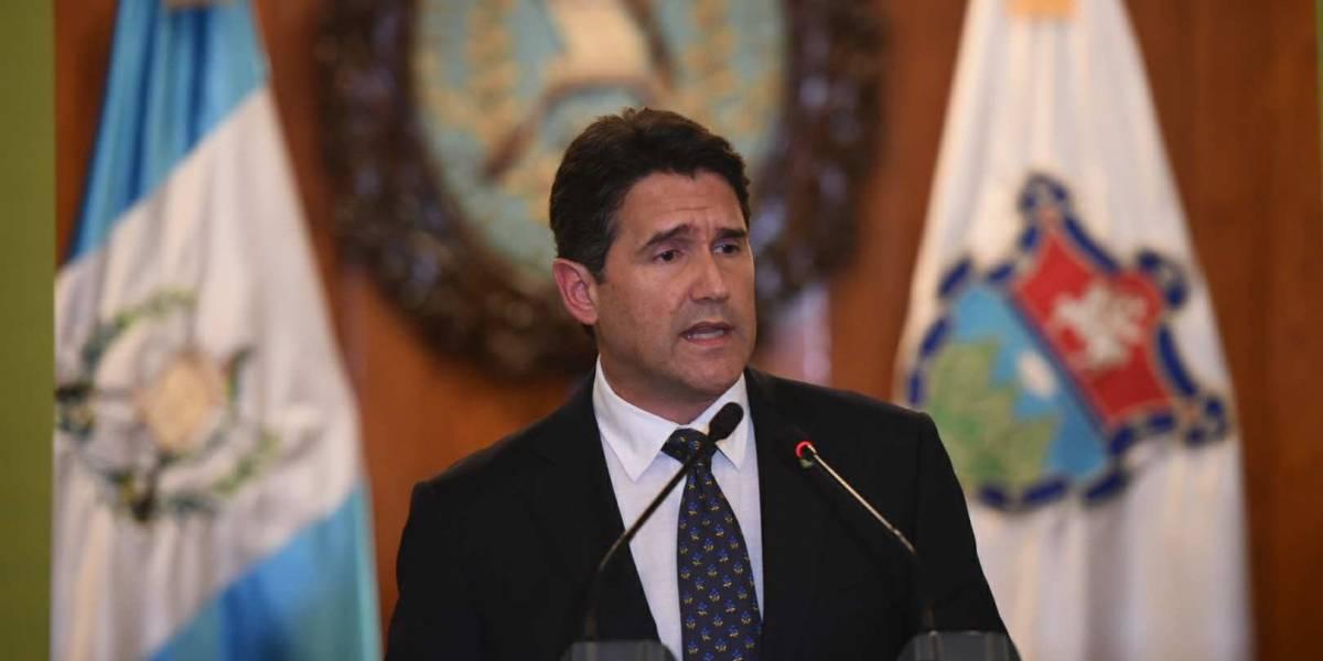 Vocero de MuniGuate responde sobre campaña anticipada de alcalde Quiñónez
