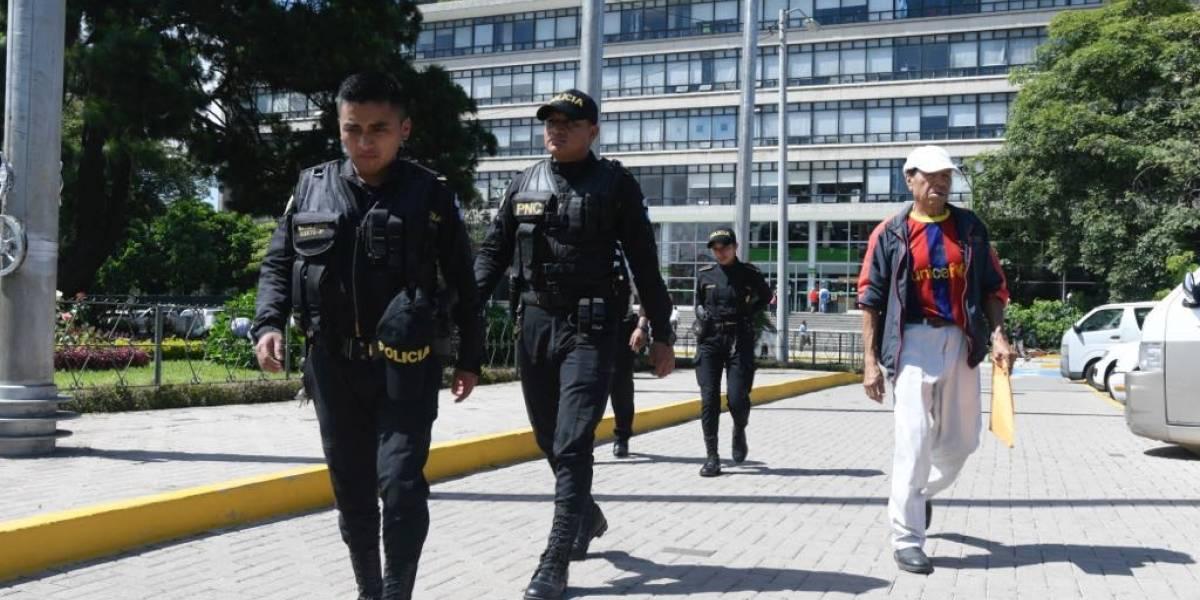 MP y CICIG allanan municipalidad de Guatemala por posibles actos de corrupción