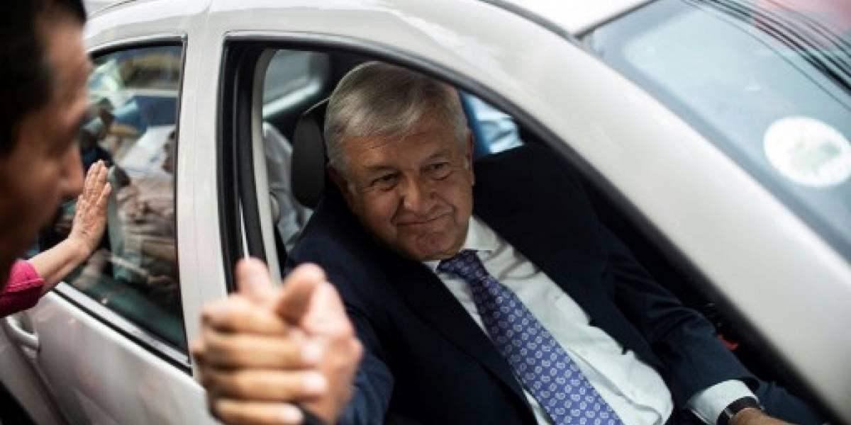 La austera seguridad del próximo presidente de México, Andrés López Obrador