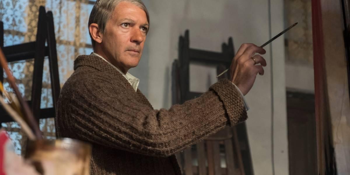 Antonio Banderas nominado a un Emmy por papel de Picasso