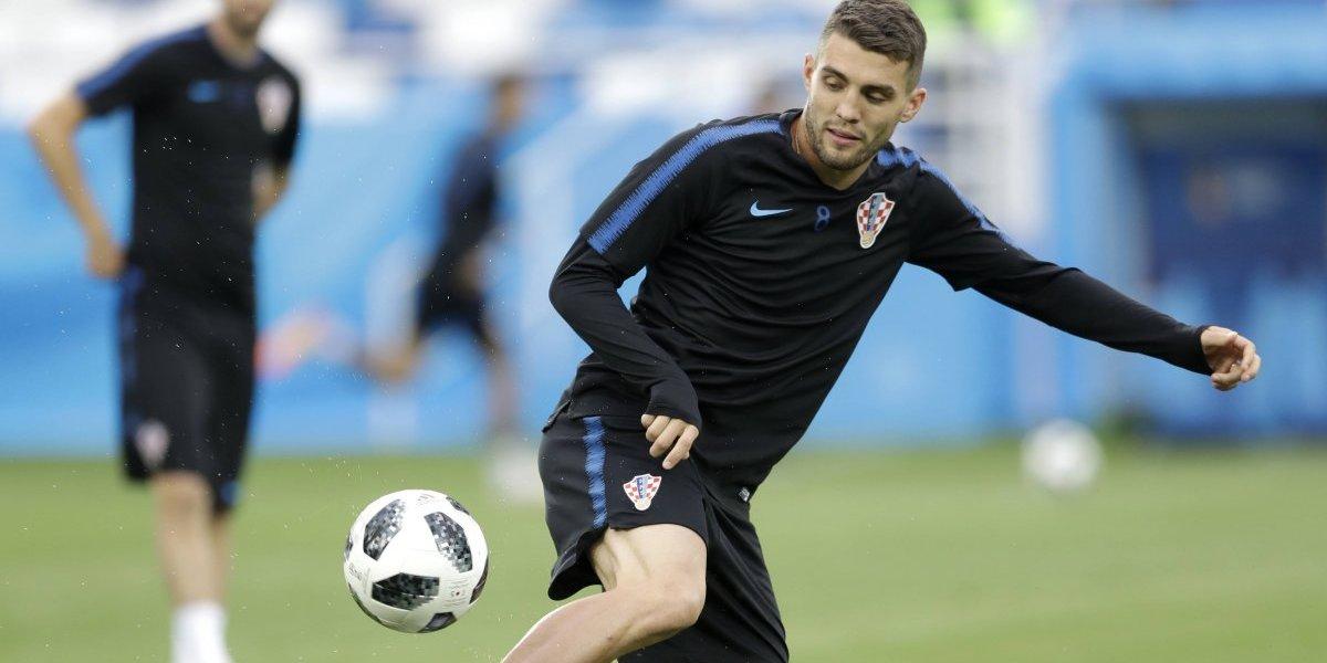 La gran pena que afecta al croata Mateo Kovacic antes de la final del Mundial de Rusia
