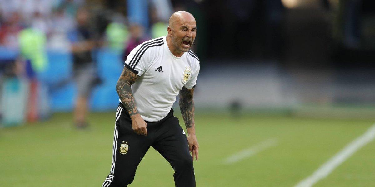 Argentina se olvidó de Sampaoli y apuesta por Scaloni y Aimar para ser interinos en la próxima fecha FIFA