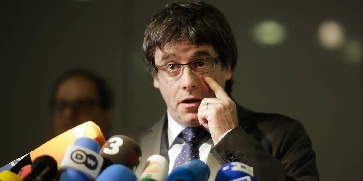 Alemania podría extraditar a Carles Puigdemont, ex líder de Cataluña