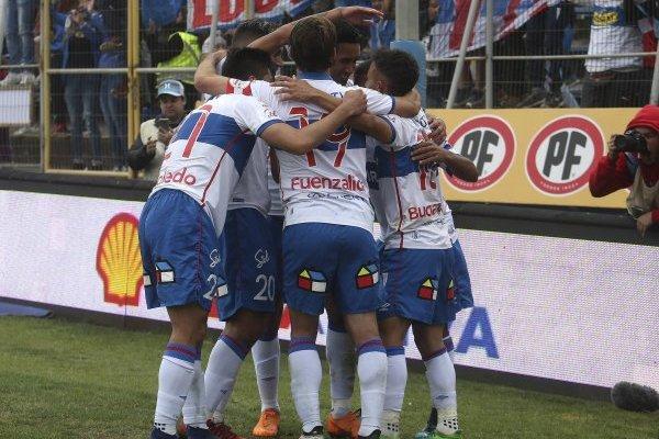 La UC lidera el torneo / imagen: Agencia UNO