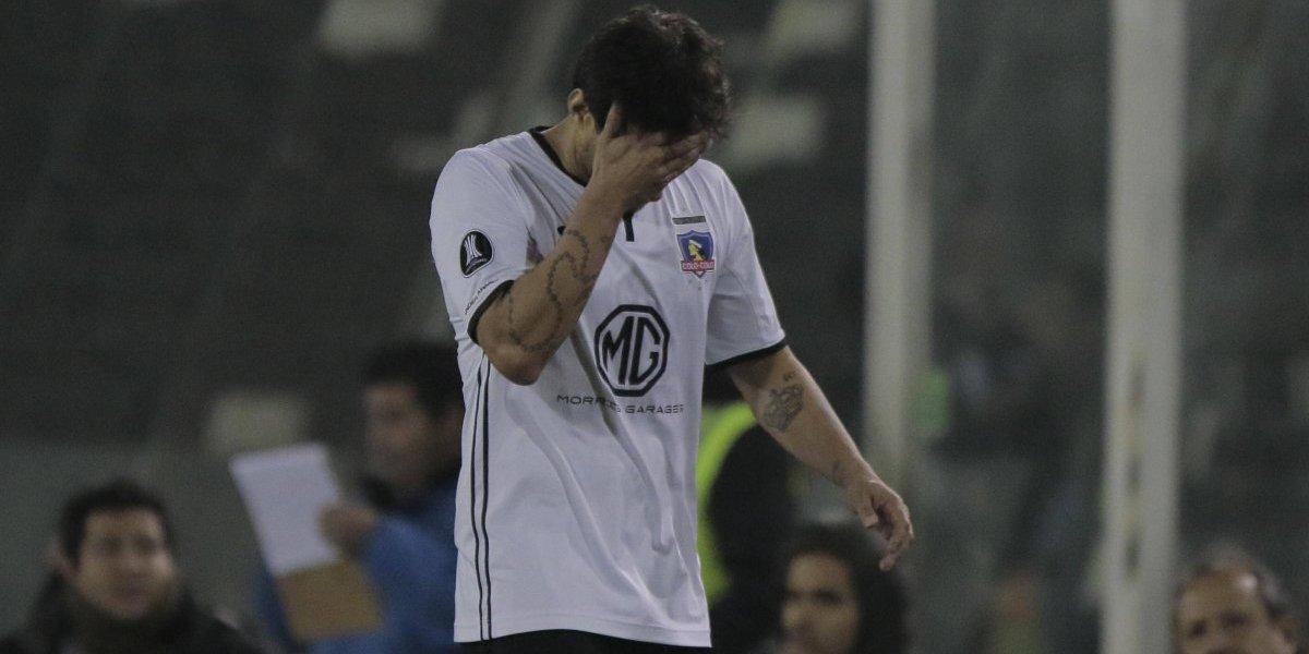 """Valdivia sigue en duda en Colo Colo para el retorno del torneo: """"Al parecer no dan los tiempos"""""""