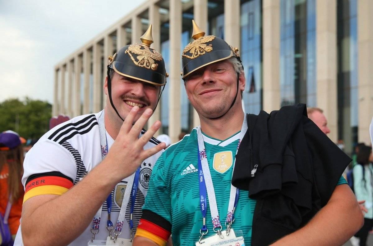 Fans Alemania