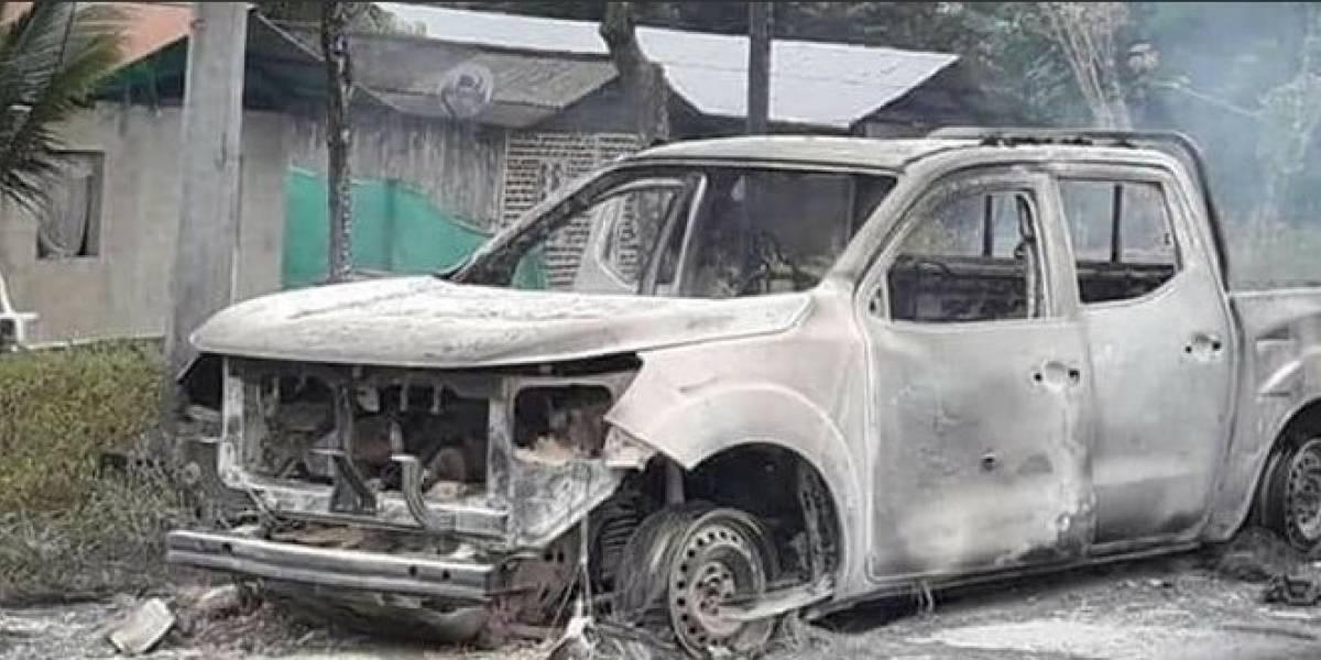 Capturaron a ocho hombres de Guacho por asesinar a tres miembros de la Fiscalía de Colombia