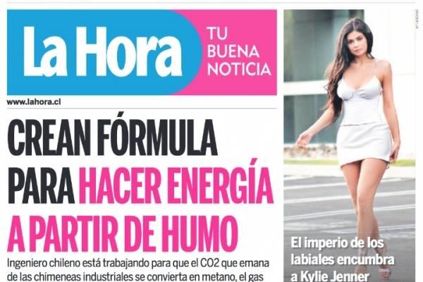 Grupo Copesa confirmó fusión de La Cuarta y La Hora con 30 ...