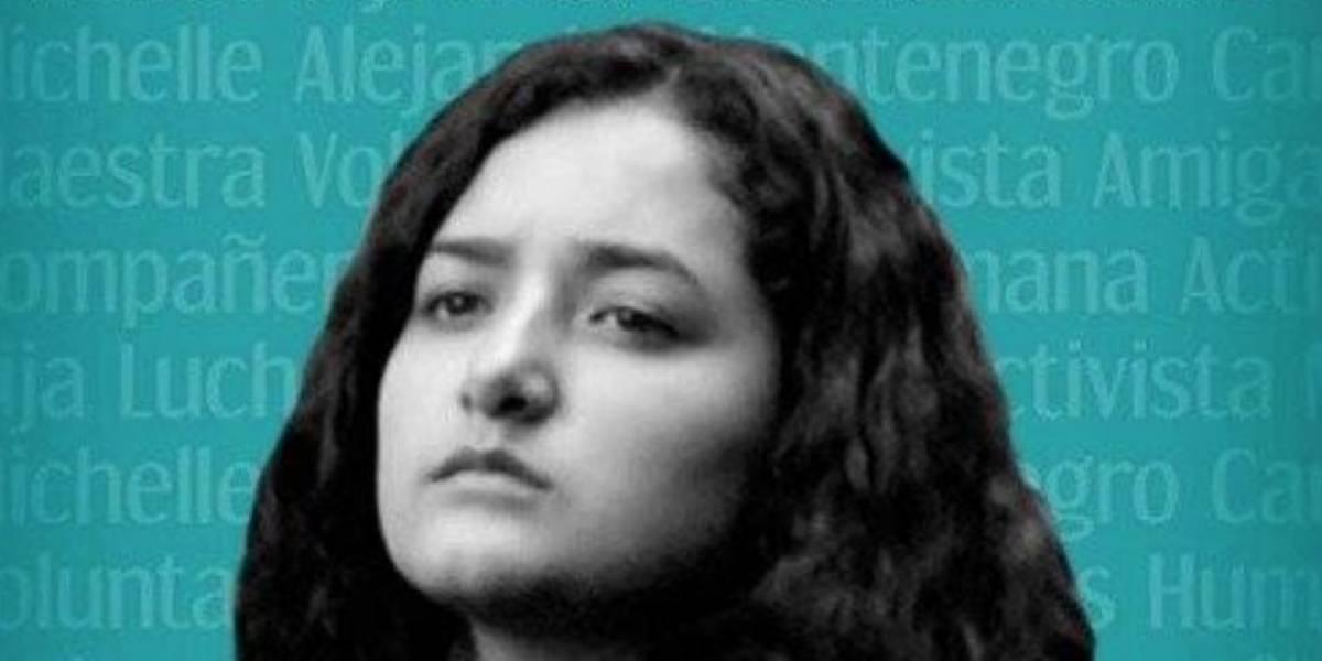"""Familiares de Michelle Montenegro: """"El señor insistió en que dos hombres la desaparecieron"""""""