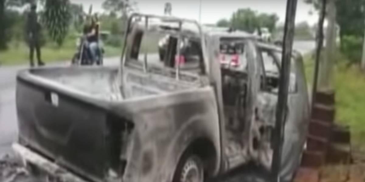 Colombia: Capturados los responsables del asesinatos de tres funcionarios de la fiscalía