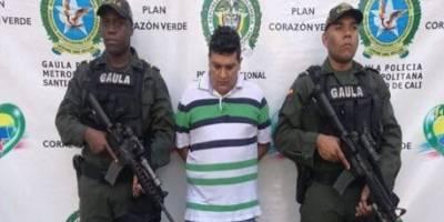 Capturan en Colombia un implicado en la desaparición de David Romo