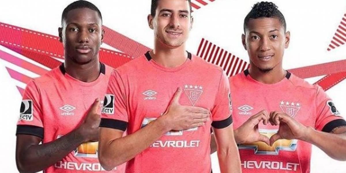 Liga de Quito: Lucas de Lima Tagliapietra se va al fútbol árabe