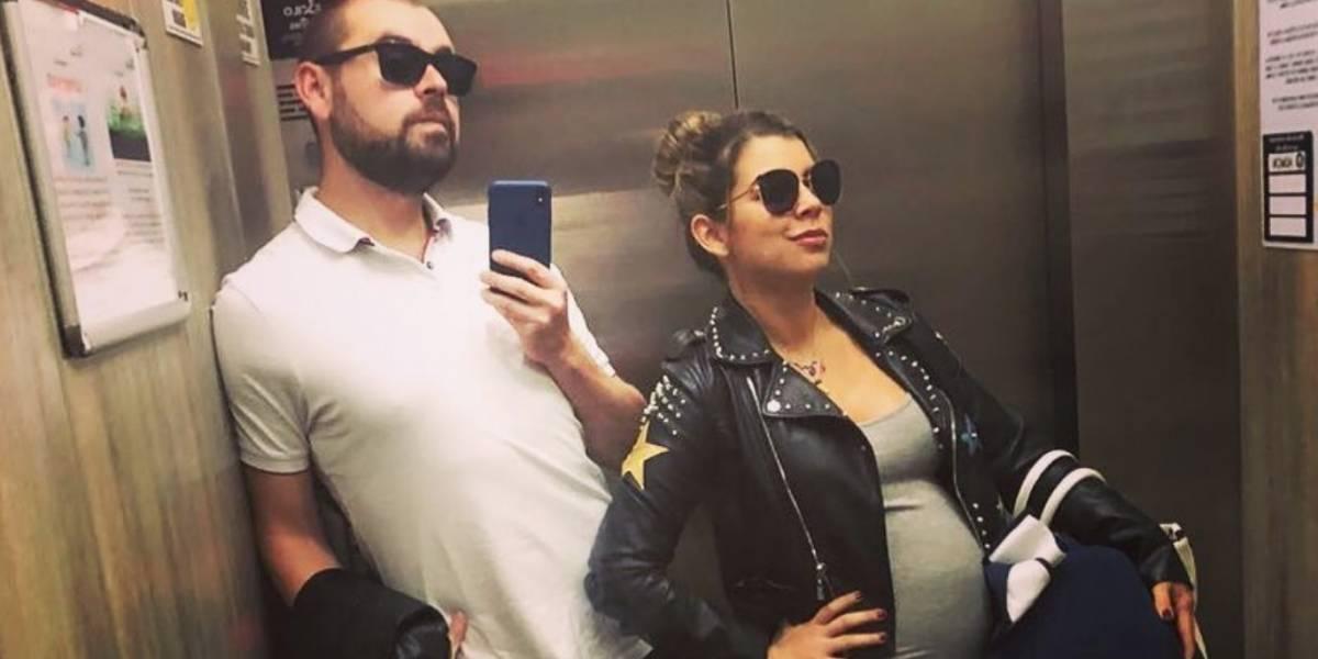 ¡Ya nació! Liss Pereira y Ricardo Quevedo comparten la primera foto de su hijo
