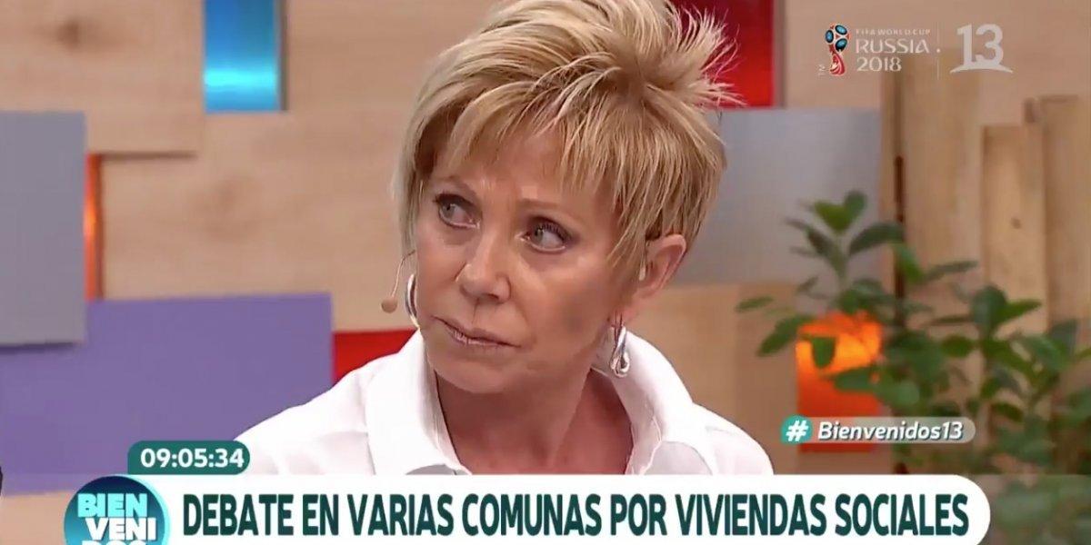 """Raquel Argandoña y el enfrentamiento de Kel y Nano Calderón: """"Obviamente no estamos bien"""""""