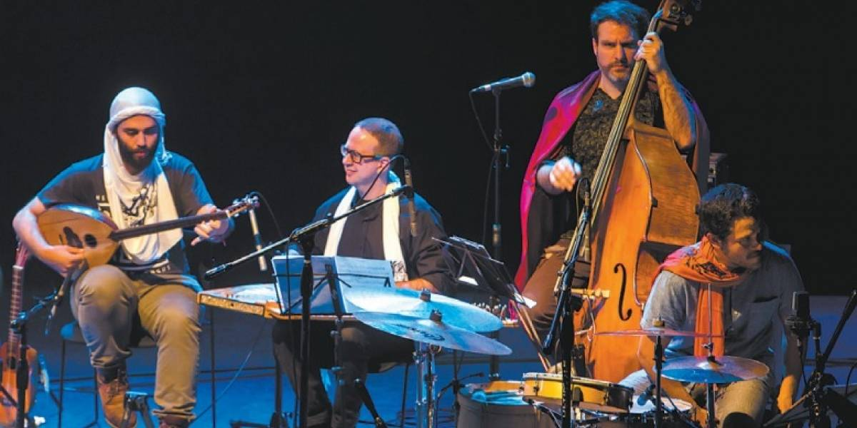 Álbum exalta sons de músicos refugiados
