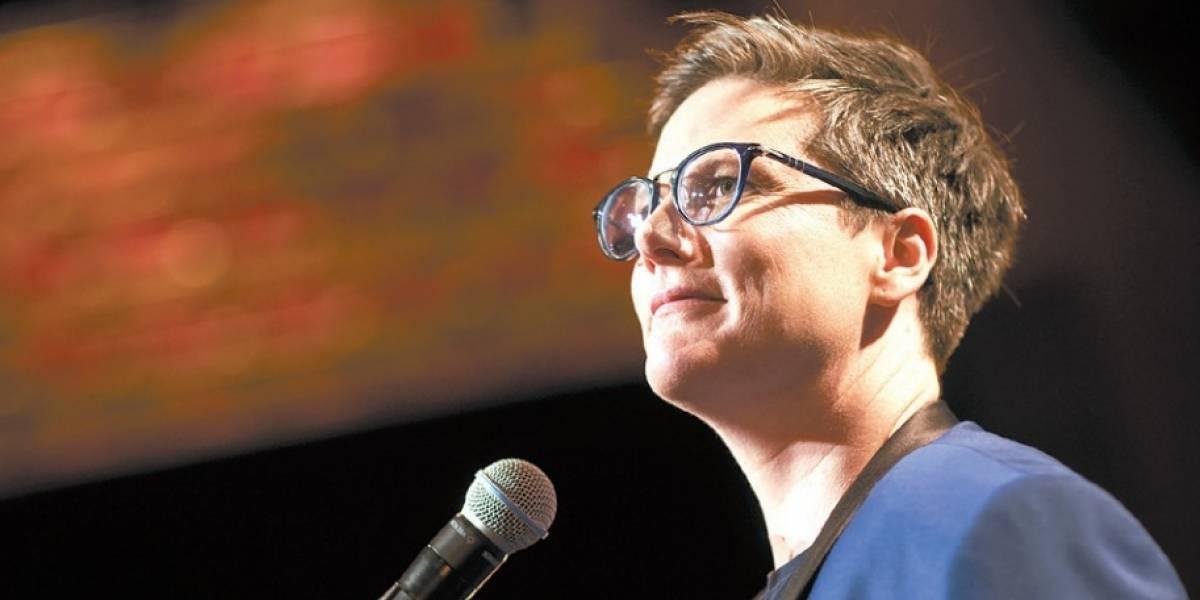 Hannah Gadsby discute limite da comédia em especial para Netflix