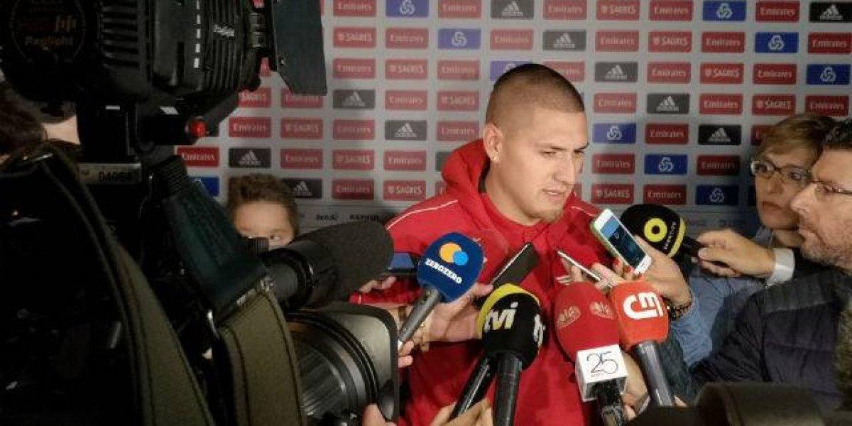 """Nico Castillo se ilusiona tras su primer gol con Benfica: """"Marcar en el estreno da más confianza"""""""