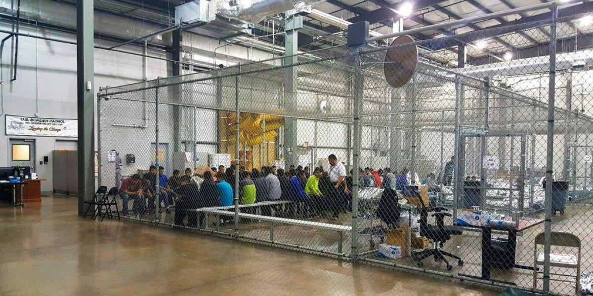 Mexicano muere en centro de detención en Estados Unidos