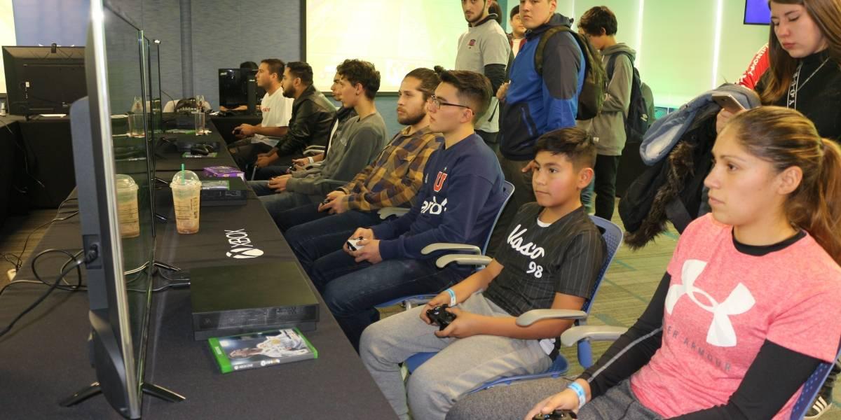 """Xbox y la """"U"""" continúan en la búsqueda de su representante profesional de eSports"""