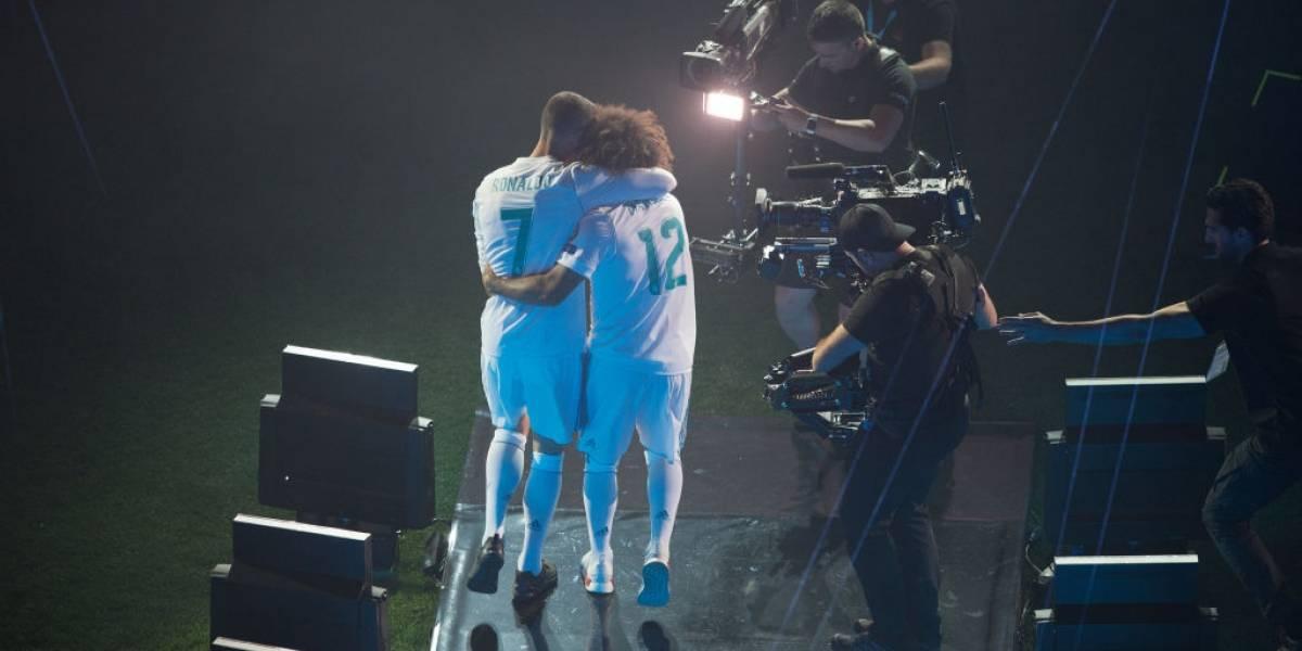 """La sentida despedida de Marcelo a Cristiano Ronaldo: """"Te juro que no pensé que este día llegaría"""""""