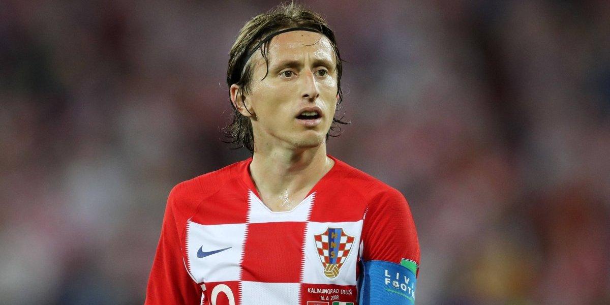 Vuelve el ajedrez: Croacia jugará la final del Mundial con su legendaria camiseta a cuadros
