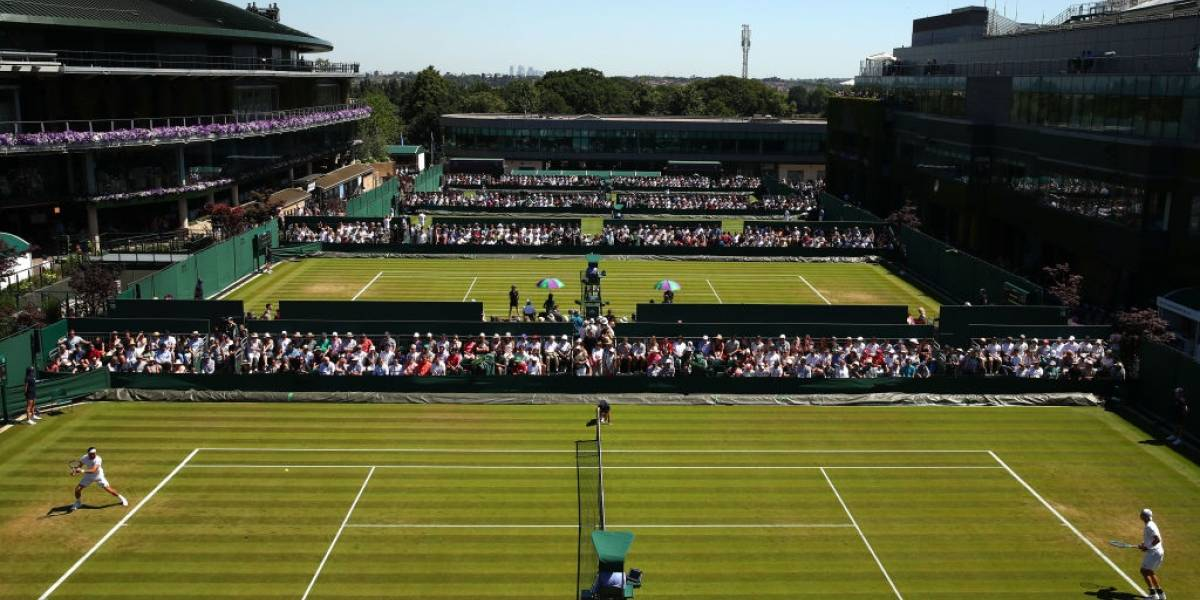 ¿Nuevo escándalo? Partido de tenista argentino en Wimbledon es investigado por posible arreglo
