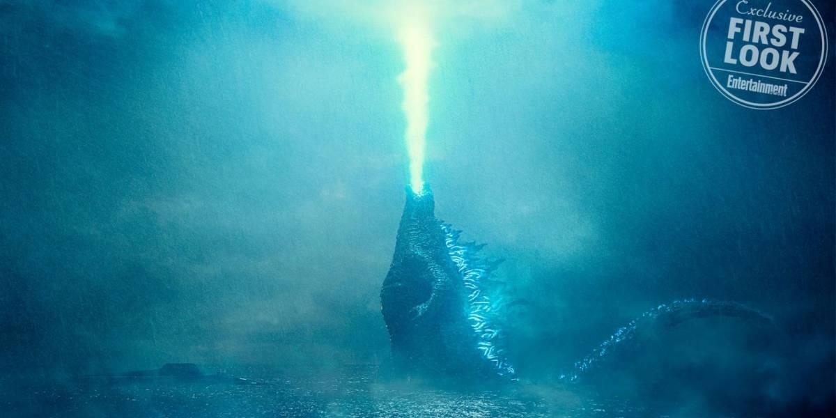 Vean las primeras imágenes de Godzilla: King of the Monsters