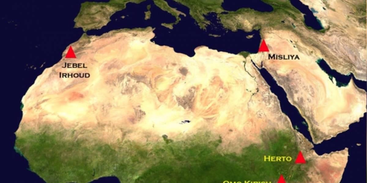Revelador estudio postula que nuestros orígenes no están en un solo punto de África
