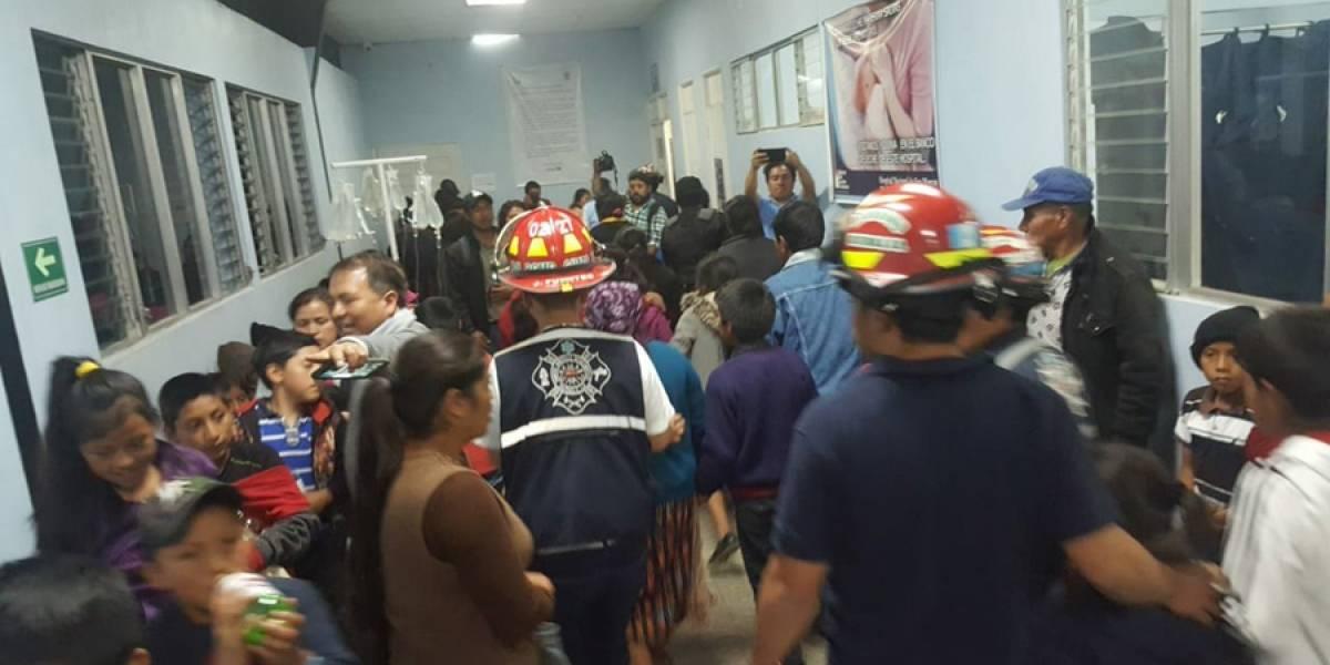 Más de 80 personas intoxicadas por ingerir alimentos en San Marcos