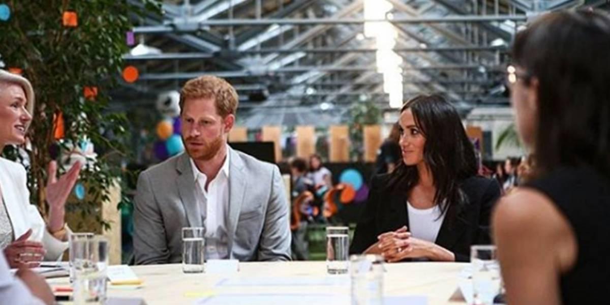 ¡En aprietos! Meghan hizo enfurecer a la realeza al romper la regla más importante de la familia durante su estadía en Irlanda