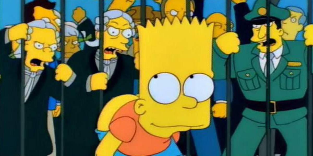 South Park se burla de los SJWs, no de Los Simpsons