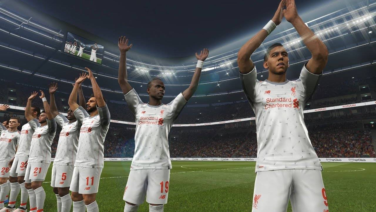 Liverpool PES 2019