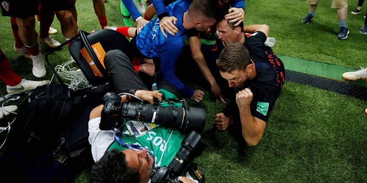 La millonaria perdida de dinero del fotógrafo, si se hubieran dañado las cámaras en celebración de Croacia