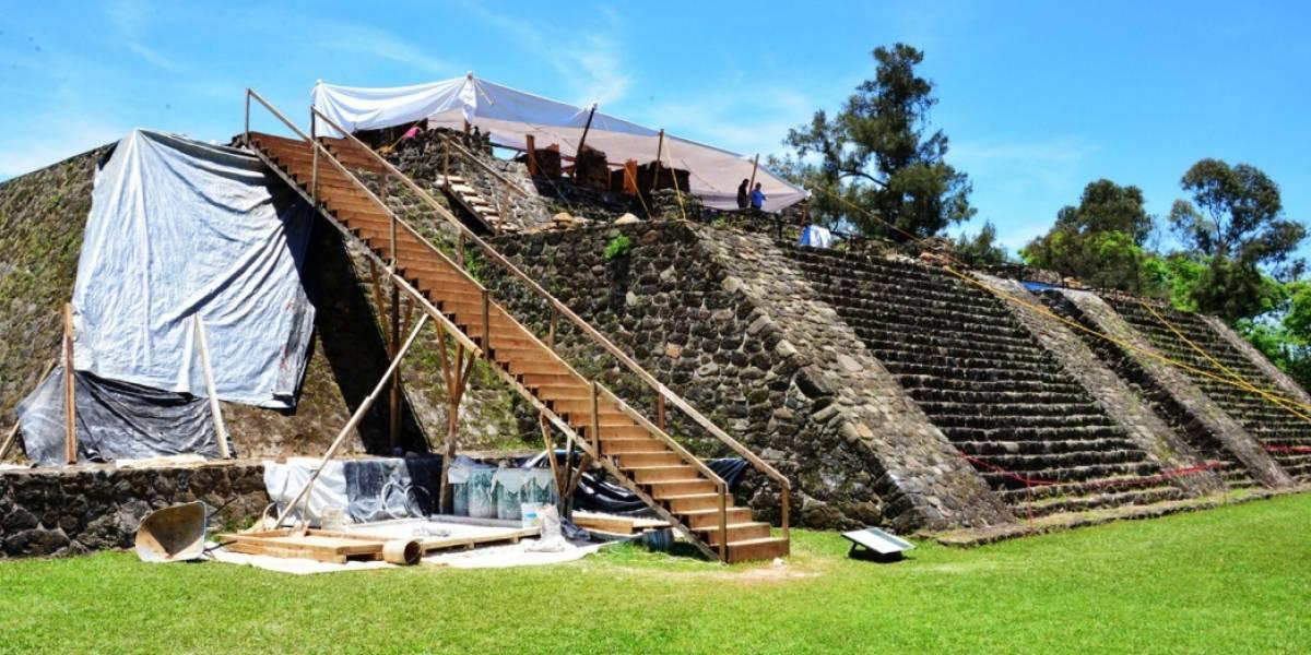 México: un templo escondido fue descubierto gracias al terremoto del 19 de septiembre
