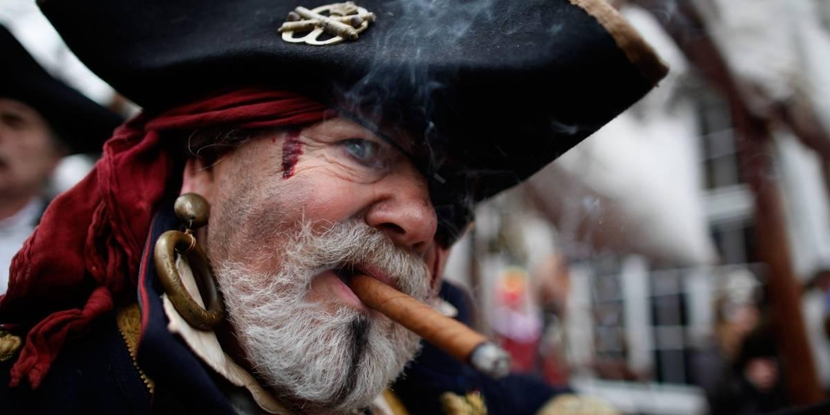 """The Pirate Bay sobre minado en su sitio: """"Si no estás de acuerdo, por favor ándate"""""""