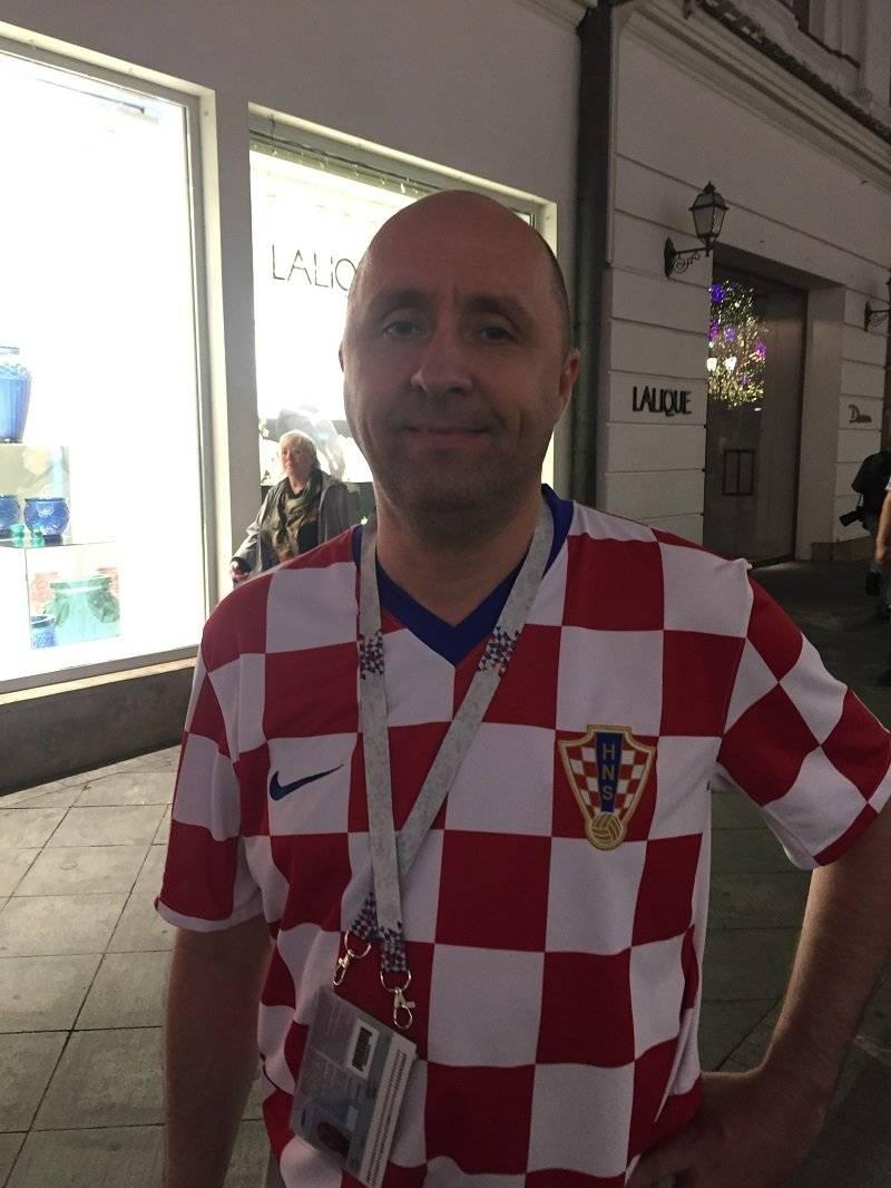 """""""Nuestro equipo no jugó bien en la primera parte contra Inglaterra, pero luego se armaron y dieron la vuelta al partido. Espero que continúen haciéndolo"""". Si Croacia gana el Mundial: """"Hubo sismos en Croacia cuando llegamos a la final. Imagínate lo que su"""