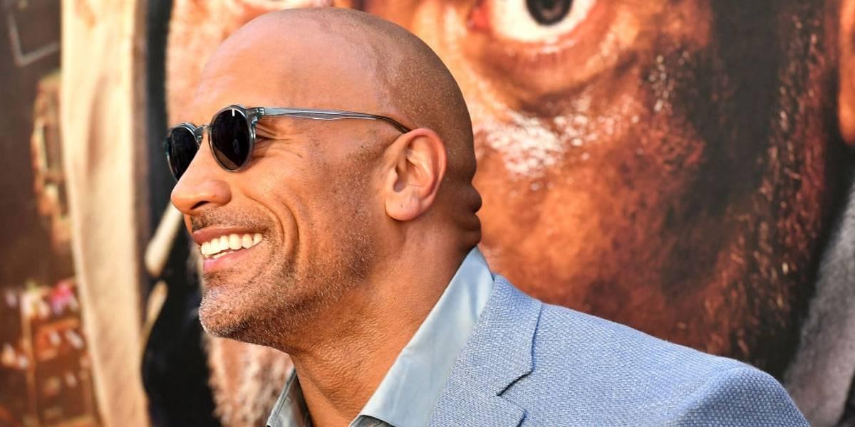 Dwayne Johnson vai interpretar Adão Negro em filme previsto para estrear em 2021