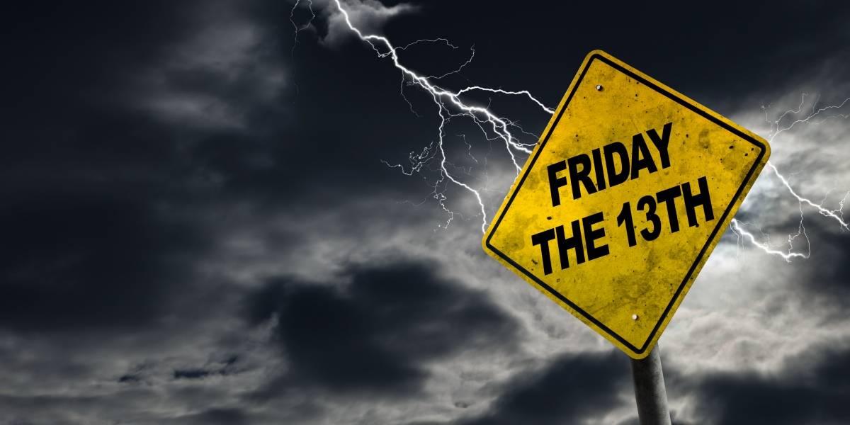 Si no eres supersticioso ahora lo serás: las catástrofes y terribles acontecimientos que han sucedido un viernes 13