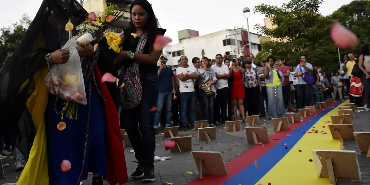"""""""Tenemos miedo"""": 64 Líderes comunales amenazados en el Atlántico"""