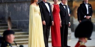 Visita Donald Trump a Reino Unido