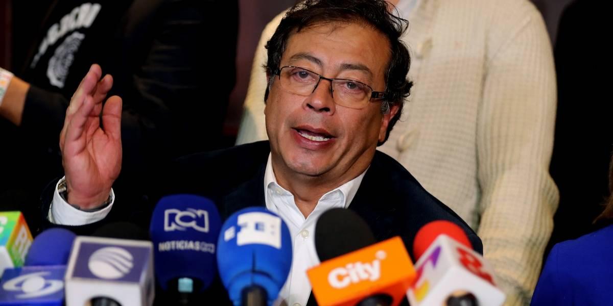 Gustavo Petro asegura que le robaron una curul en el Senado